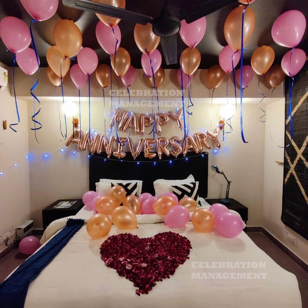 Best Hotel Room Proposal Decor Starts Price 1499 Rs Oyo